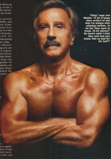 Bill goldberg body 2013