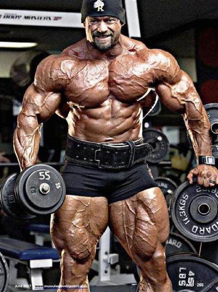 Branch Warren biotipo: endomorfo